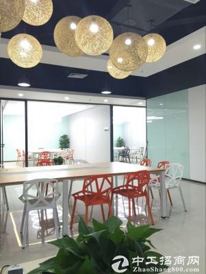 南山创客中心【中国高科】1至10人办公室,费用全包