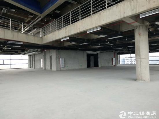 科学城新地标总部建设18600方独栋冠名 可签长租