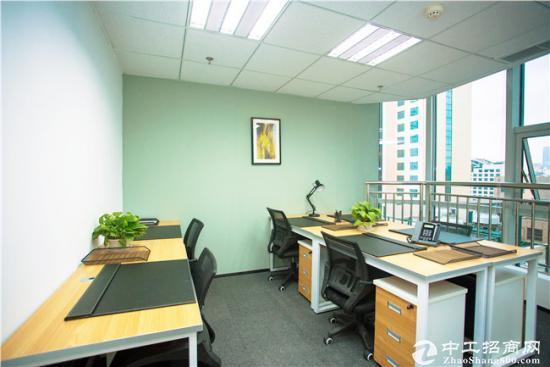办公室直租,免水电物业费,可注*册公司