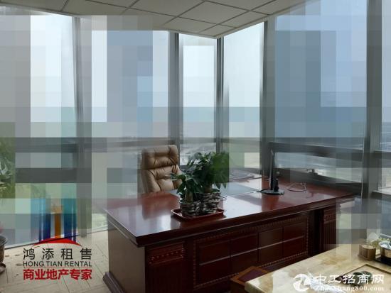 萝岗科学城绿地中央广场办公室招租年底开通地铁
