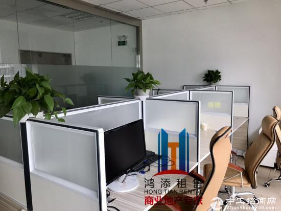 萝岗科学城绿地中央广场 办公室招租 年底开通地铁