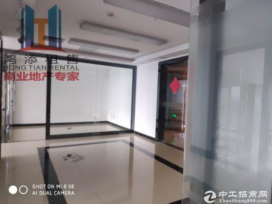 萝岗万达广场办公室招租6号地铁口覆盖高楼层采光好