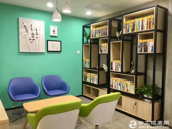 宝安工商注册小办公室出租地址卡位会议室可短租可过渡