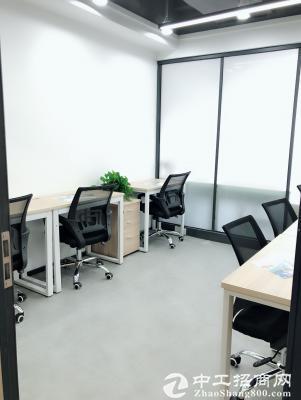 南山赤湾蛇口小面积办公室,近税务局,费用全包可注册