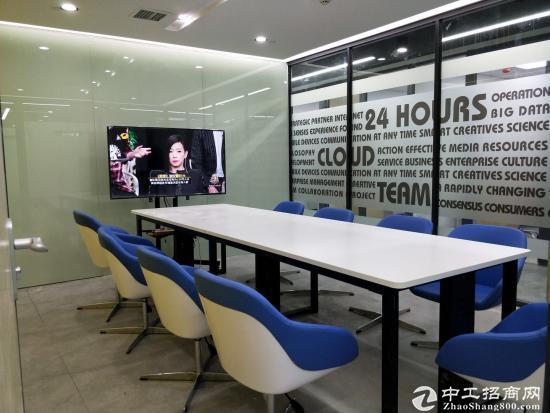 宝安办公室【提供租赁凭证,可注册公司】低至980元