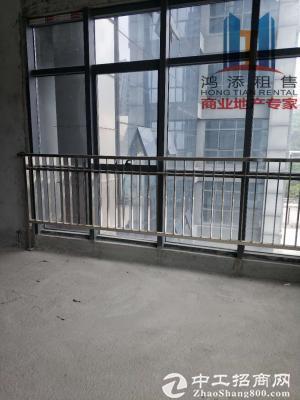 天河软件园万科云城大量办公室招租两百到一万方