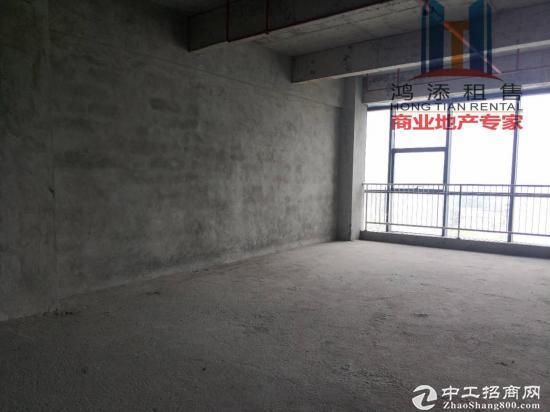 天河软件园 万科云城 大量办公室招租 两百到一万方