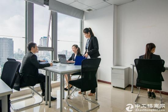 前海【精装带家私】办公室出租-地址挂靠