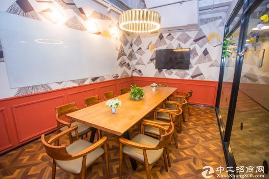 小型办公室1-6人间、精装出租、非中介无杂费