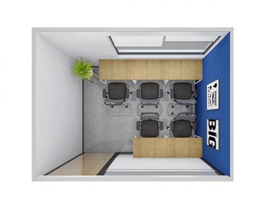 朝阳东大桥附近商务中心非中介特价办公室中小户型办公室可注册