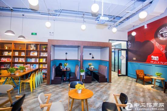 小型办公室1~6人间、精装全配、拎包入驻
