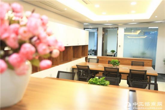 小型精装办公室出租可代理注册公司提供记账报税