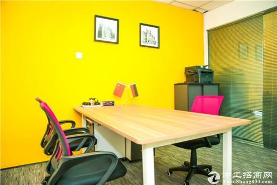专注小型办公室:超低价精装修位置好10~100平