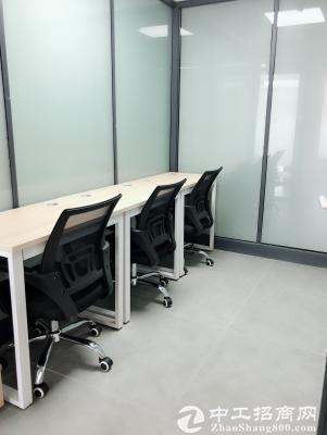 赤湾地铁口全包办公室,水电全免拎包入驻,红本备案图片1
