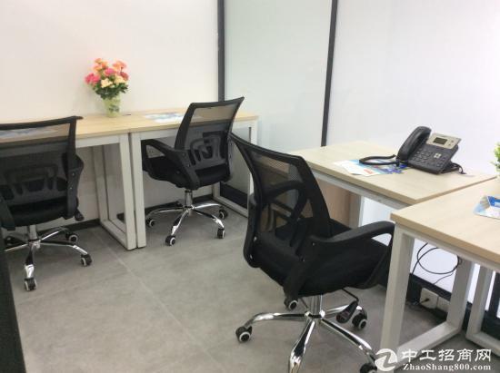 赤湾地铁口全包办公室,水电全免拎包入驻,红本备案图片2