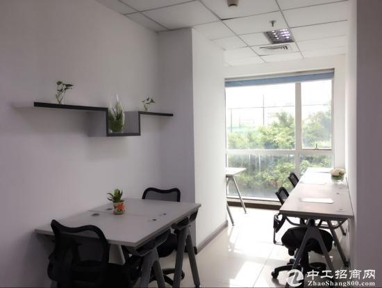 西乡办公室/卡位办公位980起租可短租解除异常办公室