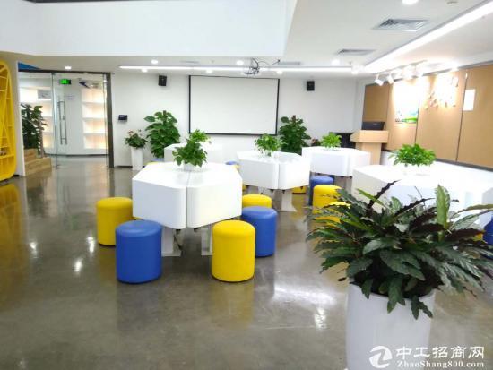直租办公室公司登记一条龙全套服务精装修带家具!随时看房