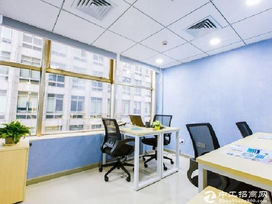 东大桥中认大厦小型中型经济型办公拎包商务中心精装办公全套家具