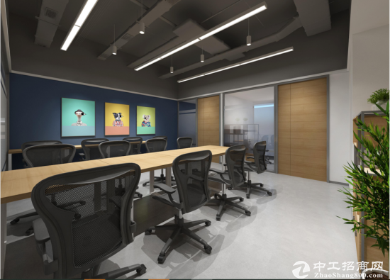 会议室出租可长租,可培训接待150元精装修设备高端