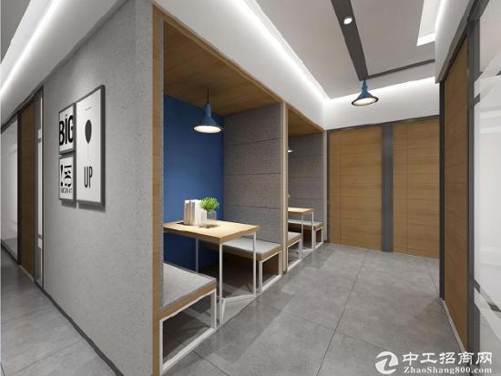 创富港东大桥·商务中心精装2人间注册带家具办公室出租