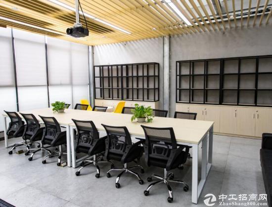 西乡街道办宝立方大厦东方商务大厦可注册办公室出租