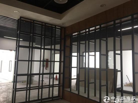 福永景灏甲级写字楼精装修小面积 带办公家私图片4