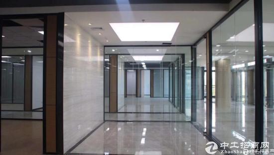 南联地铁口精装写字楼100平起大小直租图片4