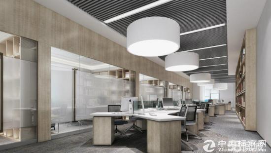 宝安西乡固戍地铁口附近高新科技园物业直租写字楼公寓图片3