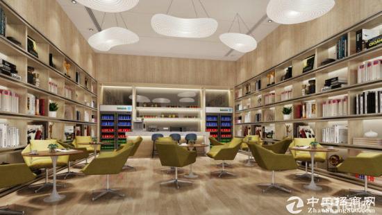 宝安西乡固戍地铁口附近高新科技园物业直租写字楼公寓图片4