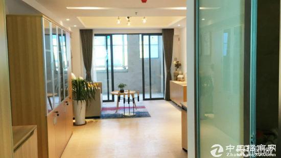 宝安西乡固戍地铁口附近高新科技园物业直租写字楼公寓图片6