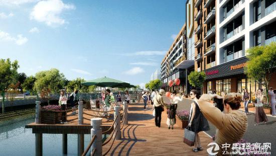 宝安西乡固戍地铁口附近高新科技园物业直租写字楼公寓图片7