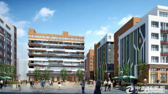 宝安西乡固戍地铁口附近高新科技园物业直租写字楼公寓图片9