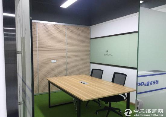 地铁口福永锦灏大厦精装修写字楼带中央空调创业必备图片3