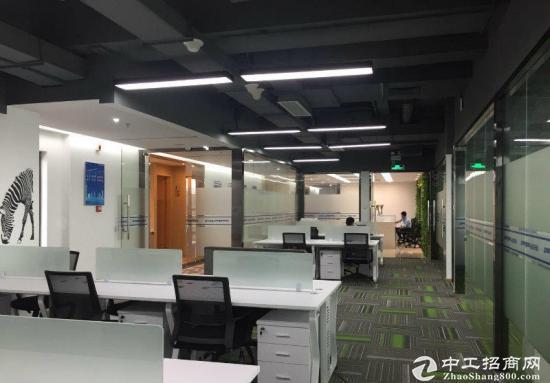 地铁口福永锦灏大厦精装修写字楼带中央空调创业必备图片7