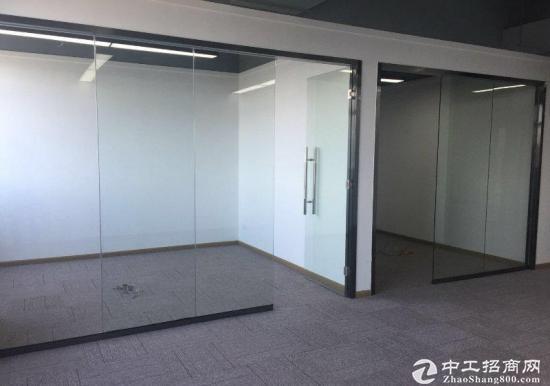 地铁口福永锦灏大厦精装修写字楼带中央空调创业必备图片8
