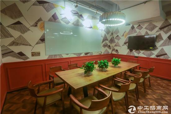 青岛办公室出租,2~10人商务写字间(免杂费)