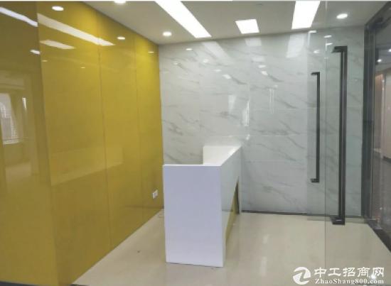 深圳罗湖科技园写字楼178平米3个隔间图片4