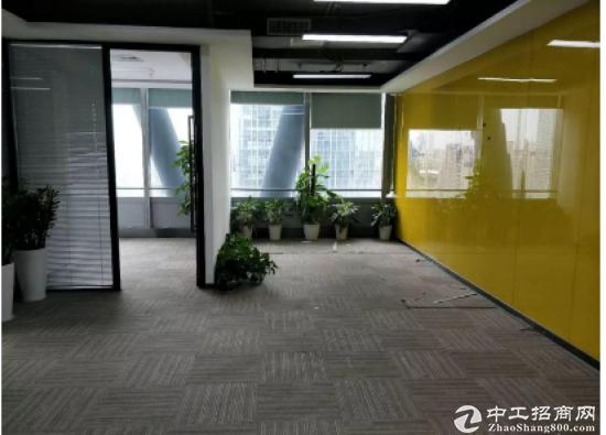 深圳罗湖科技园写字楼178平米3个隔间图片6