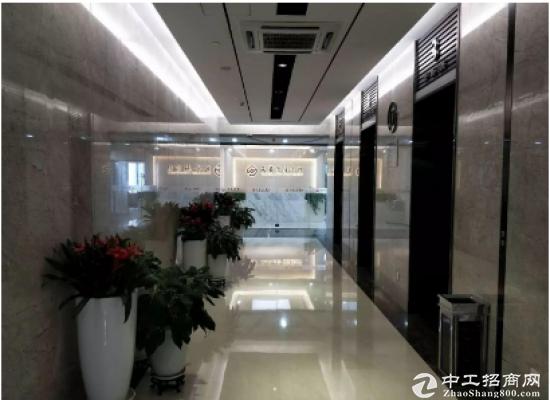 深圳罗湖科技园写字楼178平米3个隔间图片7