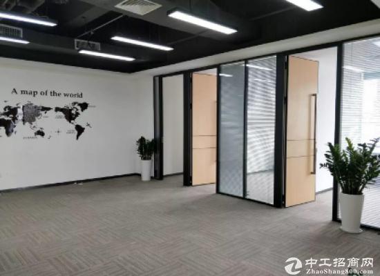 深圳罗湖科技园写字楼178平米3个隔间图片5