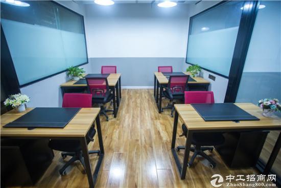 免租金,精装修(青岛市南孵化器30~90平办公室)