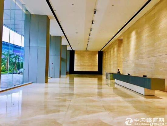 清湖地铁口精装写字楼,欢迎金融,办公等行业招商图片2