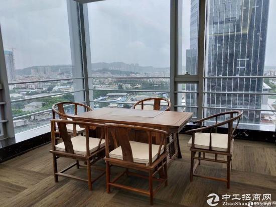 清湖地铁口精装写字楼,欢迎金融,办公等行业招商图片4