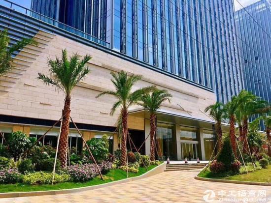 清湖地铁口精装写字楼,欢迎金融,办公等行业招商图片5
