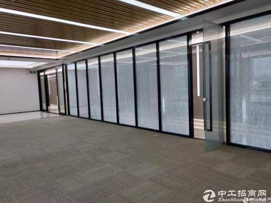 清湖地铁口精装写字楼,欢迎金融,办公等行业招商图片3