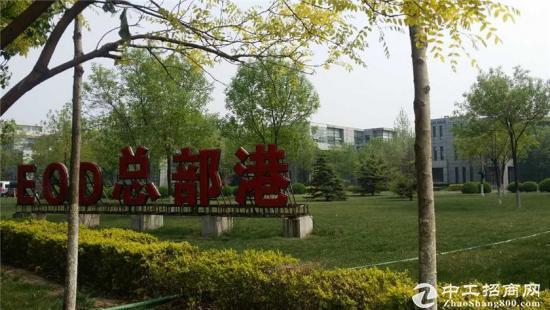 EOD总部港600-1500平米生态企业独栋别墅