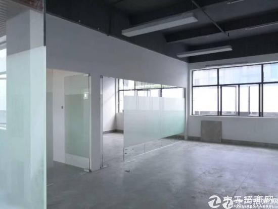 龙城广场地铁站268平精装修写字楼招租图片2