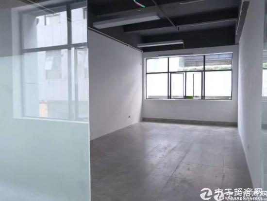 龙城广场地铁站268平精装修写字楼招租图片4