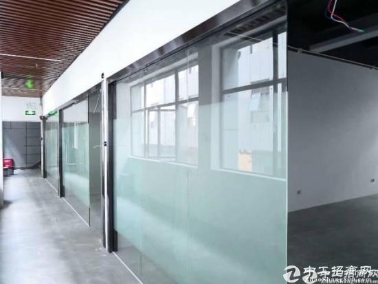 龙城广场地铁站268平精装修写字楼招租图片6