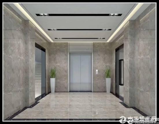 龙城广场地铁站268平精装修写字楼招租图片5